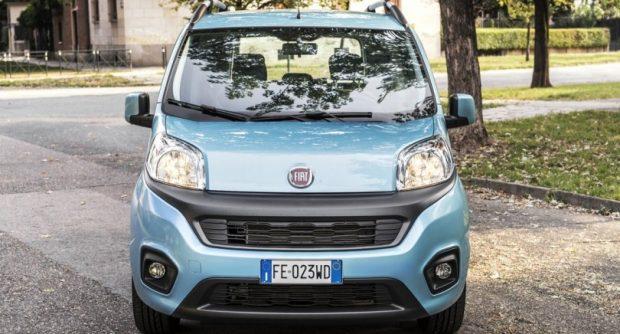 2018 Fiat Qubo  Exhaust Image