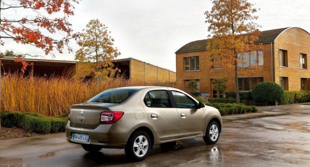 Renault Symbol 4